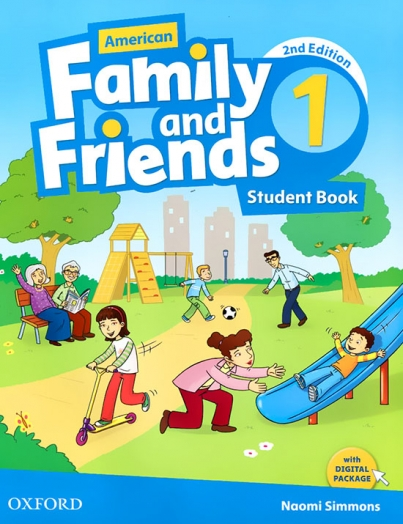 American Family & Friends 1 (2nd edition)