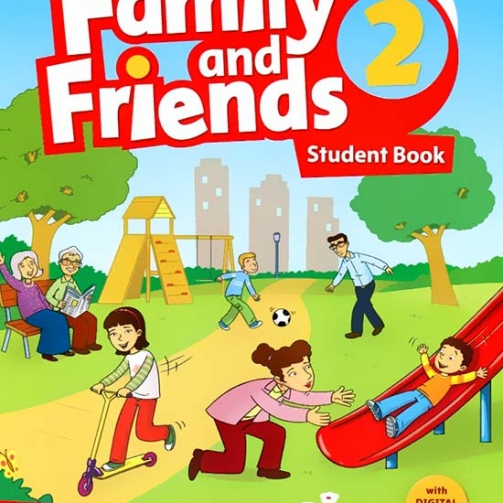 American Family & Friends 2 (2nd edition)