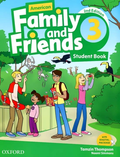 American Family & Friends 3 (2nd edition)