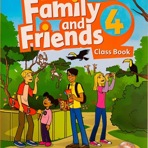American Family & Friends 4 (2nd edition)