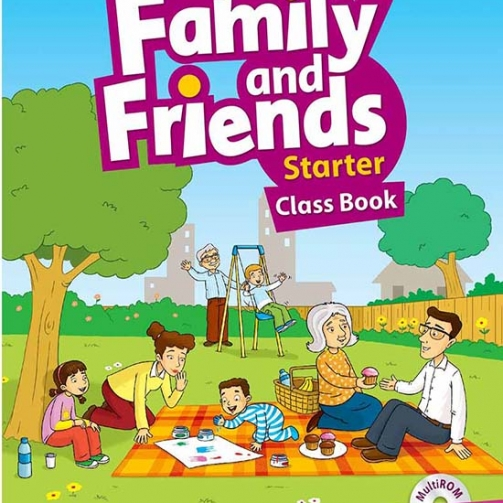 American Family & Friends S (2nd edition)