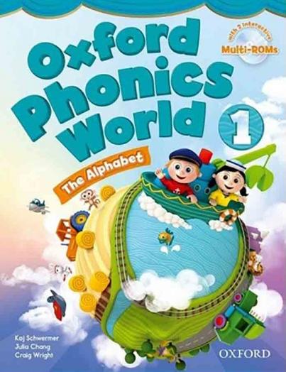 oxford phonics world 1 SB