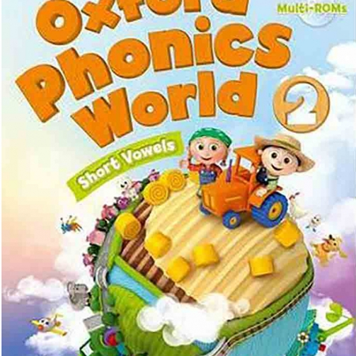 oxford phonics world 2 SB