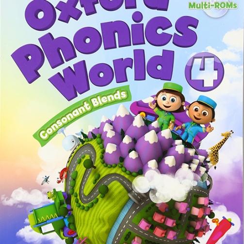 oxford phonics world 4 SB