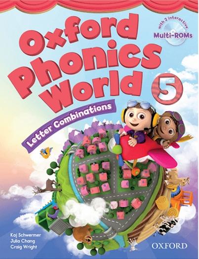oxford phonics world 5 SB