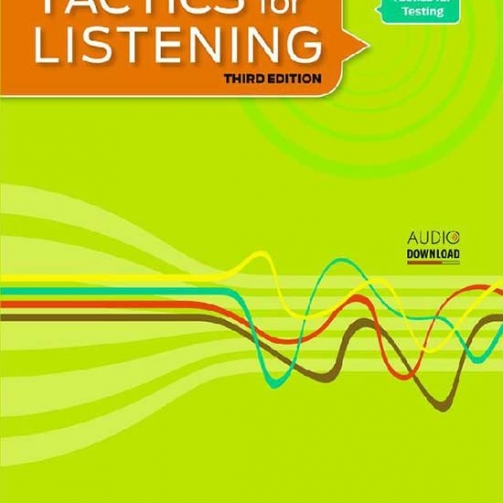 Tactics for Listening Basic (3rd edition)