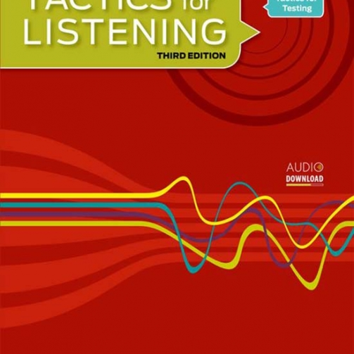 Tactics for Listening developing (3rd edition)
