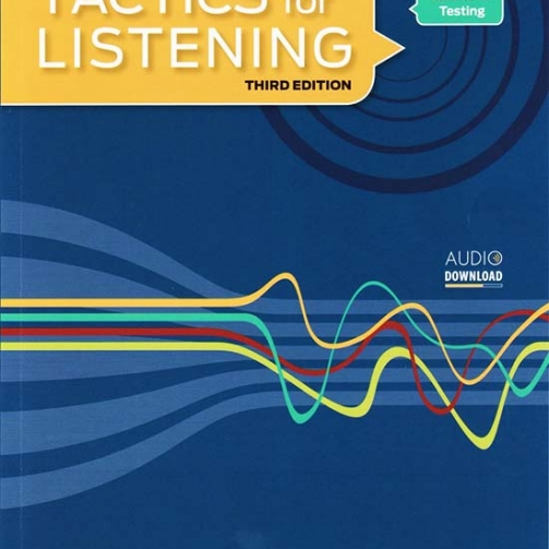 Tactics for Listening expanding (3rd edition)